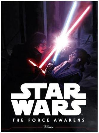 Star Wars The Force Awakens Story Book