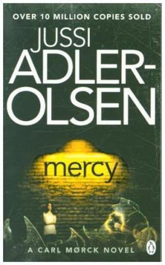 Mercy. Erbarmen, englische Ausgabe - Jussi Adler-Olsen