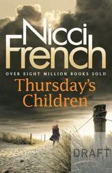 Thursday's Child. Dunkler Donnerstag, englische Ausgabe