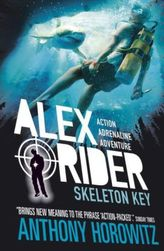 Skeleton Key, English edition