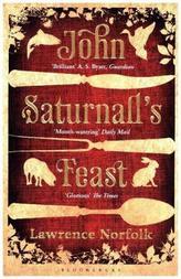 John Saturnall's Feast. Das Festmahl des John Saturnall, englische Ausgabe