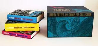 Harry Potter, Complete Boxed Set - Rowling, Joanne K.