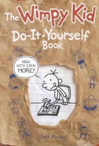 The Wimpy Kid Do-It-Yourself Book - Kinney, Jeff