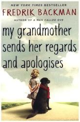 My Grandmother Sends Her Regards and Apologises. Oma lässt grüßen und sagt, es tut ihr leid, englische Ausgabe