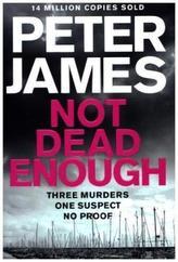 Not Dead Enough. Nicht tot genug, englische Ausgabe
