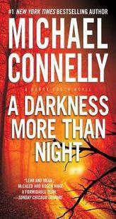 A Darkness More than Night. Dunkler als die Nacht, englische Ausgabe