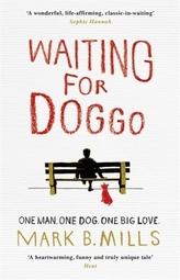 Waiting For Doggo. Warten auf Doggo, englische Ausgabe