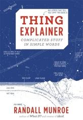 Thing Explainer. Dinge-Erklärer, englische Ausgabe
