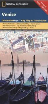 National Geographic DestinationMap Venice