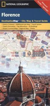 National Geographic DestinationMap Florence