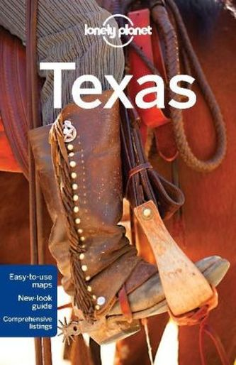 Lonely Planet Texas - Dunford, Lisa