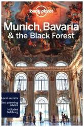 Lonely Planet Munich, Bavaria & the Black Forest Guide