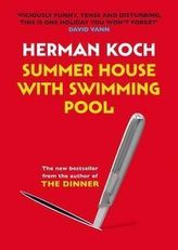 Summer House with Swimming Pool. Sommerhaus mit Swimmingpool, englische Ausgabe
