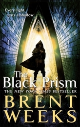 The Black Prism. Schwarzes Prisma, englische Ausgabe