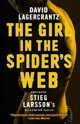 The Girl in the Spider's Web. Verschwörung, englische Ausgabe