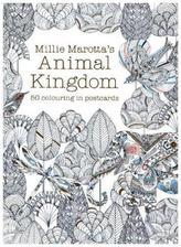 Millie Marotta Animal Kingdom Postcard Box