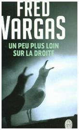 Un peu plus loin sur la droite. Das Orakel von Port-Nicolas, französische Ausgabe