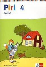 4. Schuljahr, Sachheft, Ausgabe Niedersachsen, Bremen