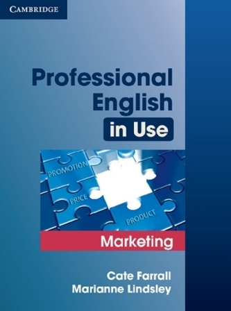 Professional English in Use, Marketing - Farrall, Cate