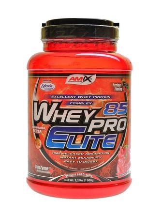 Wheypro Elite protein 85 1000 g - lesní plody - lesní plody