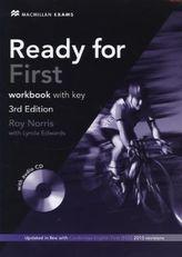 Workbook, w. Audio-CD (with Key)