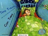 Tims Traum - oder wie man Monster kitzeln kann, Deutsch-Russisch, m. Audio-CD