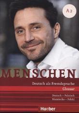 Glossar Deutsch-Polnisch/Niemiecko-Polski