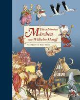Die schönsten Märchen von Wilhelm Hauff