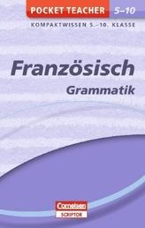 Französisch, Grammatik