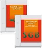 Sozialhilferecht in Bayern, 2 Ordner (Pflichtabnahme)