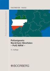 Polizeigesetz Nordrhein-Westfalen (PolG NRW), Kommentar