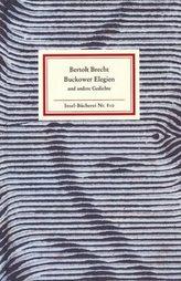 Buckower Elegien. Gedichte im Exil