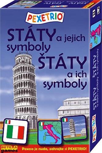 Pexetrio Státy a jejich symboly - neuveden