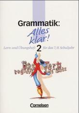 Grammatik. Bd.2