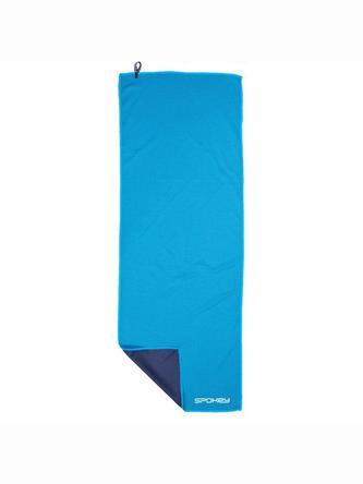 Cooler Chladící rychleschnoucí ručník 31x84cm - modrý v plastovém obalu