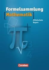 Formelsammlung Mathematik, Mittelschule Bayern