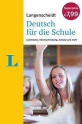 Langenscheidt Deutsch für die Schule
