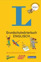 Grundschulwörterbuch Englisch - Buch + Ting-Spiele