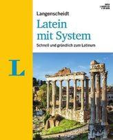 Langenscheidt Latein mit System, Buch, Audio-CD und CD-ROM