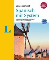 Langenscheidt Spanisch mit System - Der Intensiv-Sprachkurs mit Buch, 4 Audio-CDs und 1 MP3-CD