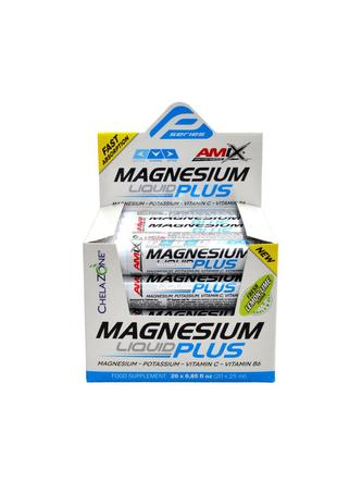 Magnesium liquid plus 20 x 25 ml - ananas