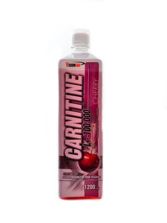 L-Carnitine 100000 1,2 litru - černý rybíz