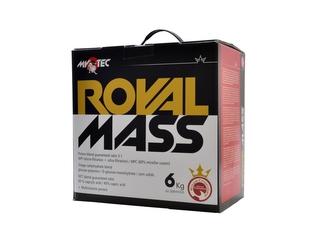 Royal Mass 6 kg + Fermented BCAA 300 g - vanilka