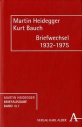 Briefwechsel 1932-1975. Abt.2