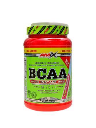 BCAA micro instant juice 1000 g - černá višeň