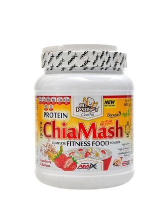 Protein ChiaMash 600 g - lískový oříšek