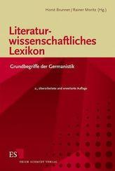 Literaturwissenschaftliches Lexikon