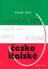 Užitečné věty česko-italské