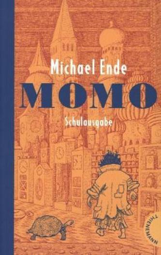 Momo, Schulausgabe - Michael Ende