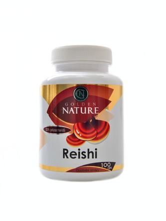 Reishi 30% polysacharidů 100 kapslí